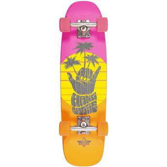 Skate Cruiser DUSTERS CALIFORNIA shaka 29 pink orange