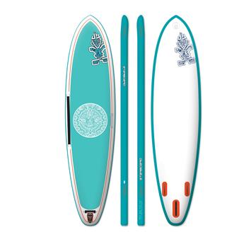 2016 STARBOARD SUP Gonflable Yoga Cross Over 11´2´´ x 32´´ x 6´´ Occaz Grade C