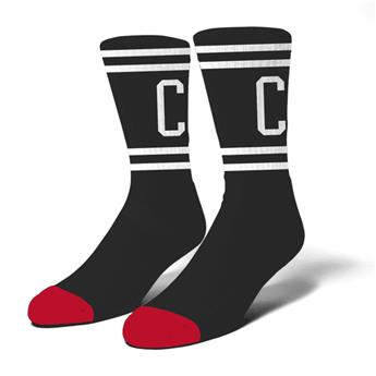 Chaussette CHOCOLATE socks athletic c black