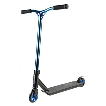 Trottinette Freestyle Complète BLAZER PRO Outrun Blue Chrome