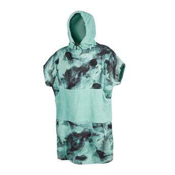 Poncho MYSTIC Allover 956 Black/Mint