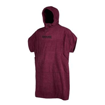 Poncho MYSTIC 322 Oxblood Red