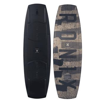 Planche wakeboard RONIX Selekt - Adjustable Flex - Midnight Black 2020 147