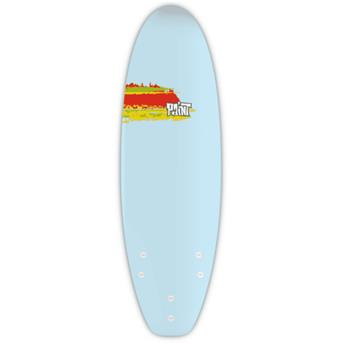 Surf shortboard BIC 5´6 mini shortboard paint