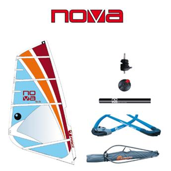 gréement windsurf BIC rig nova kids