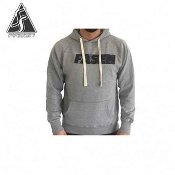 Sweat shirt FASEN stripes grey