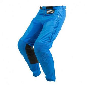 pantalon FASTHOUSE moto solid blue