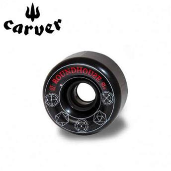 Roue surfskate CARVER roundhouse radial smoke 65/81a