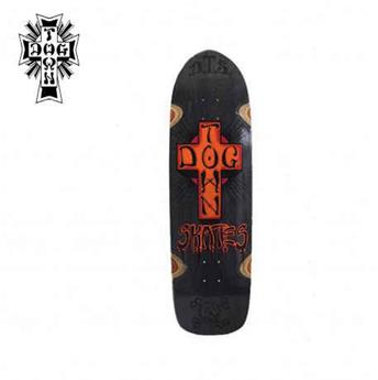 Deck skateboard DOGTOWN x SUICIDAL shape big boy pool black 9.375