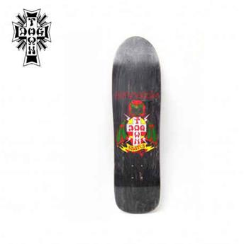 Deck skateboard DOGTOWN x SUICIDAL shape born again pool black 8.75