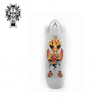 Deck skateboard DOGTOWN x SUICIDAL shape dominate pool silver 8.25