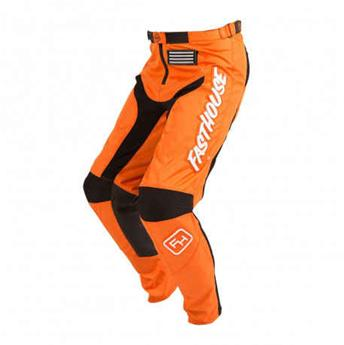 pantalon FASTHOUSE moto grindhouse orange