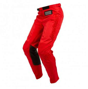 pantalon FASTHOUSE moto grindhouse solid red