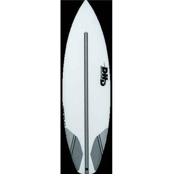 Surf shortboard DHD eps core series 3dv fcs