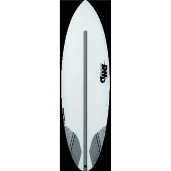 Surf shortboard DHD eps core series black diamond fcs