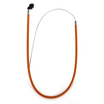 cable superieur de bmx KHE affix 428,6mm Orange