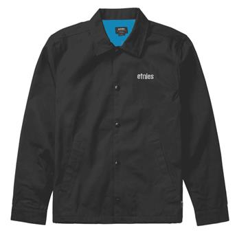 Veste ETNIES STAPLE COACHES JACKET BLACK