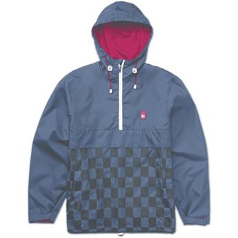Veste ES LEAGUE PO ANORAK NAVY