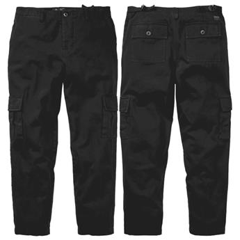 Pantalon EMERICA TOUR CARGO PANT BLACK