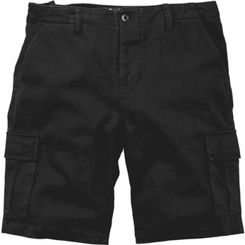Pantalon EMERICA TOUR CARGO WALKSHORT BLACK