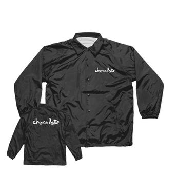 Veste CHOCOLATE JACKET ORIGINAL CHUNK COACHES BLACK