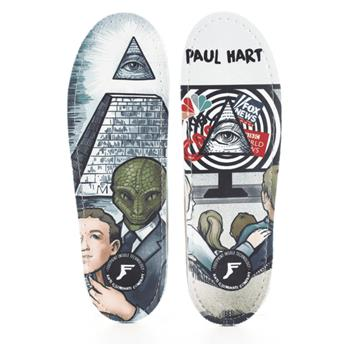 Semelle FOOTPRINT INSOLE GAMECHANGERS PAUL HART CONSPIRACY