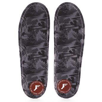 Semelle FOOTPRINT INSOLE GAMECHANGERS PU WHITE CAMO