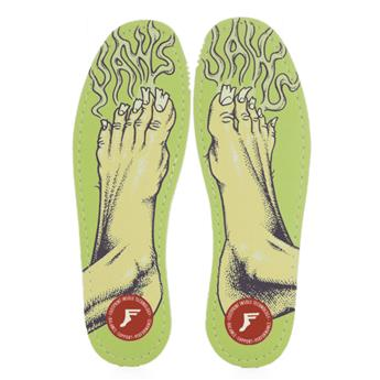 Semelle FOOTPRINT INSOLE KINGFOAM HI PROFILE 7MM JAWS FEET