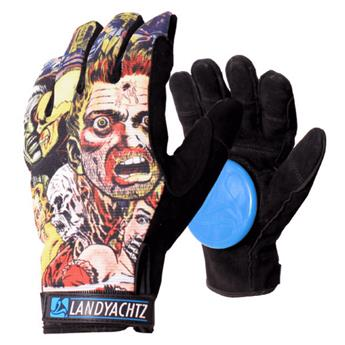 Gant LANDYACHTZ GLOVES COMIC SLIDE PUCKS
