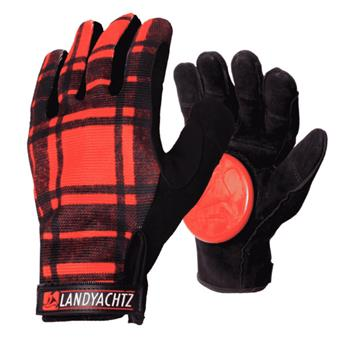 Gant LANDYACHTZ GLOVES PLAID SLIDE PUCKS