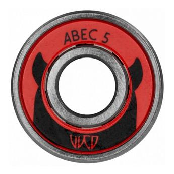 Roulement roller WICKED ABEC 5 608, 16 Pack - Tube