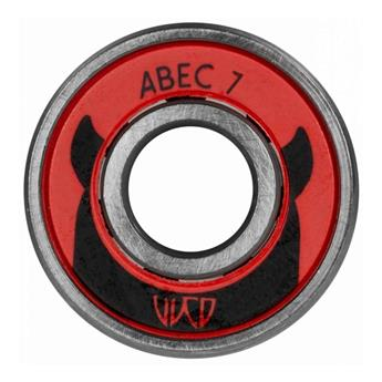 Roulement roller WICKED Abec 7 Carbon Pro, 50-Pack