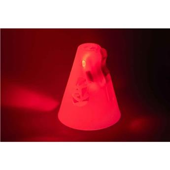 Cone roller POWERSLIDE Cones LED 10-Pack, red