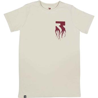 Root Industries Roots T-shirt Sand / Burgundy