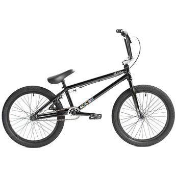 """Academy Aspire 20"""" 2020 Velo BMX Freestyle Gloss Black/Polished 20.4"""" """