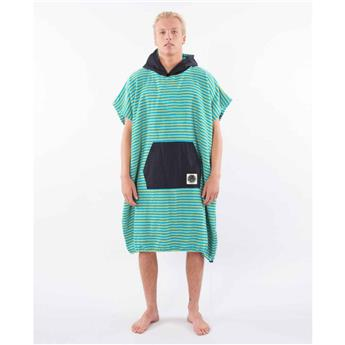Poncho RIPCURL surf sock hooded towel 70 BLUE
