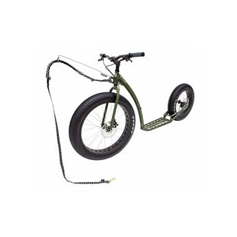 Footbike KOSTKA MONSTER MAX DOG (G5) - Army Green
