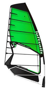 Voile windsurf THE LOFTSAILS Switchblade 2021