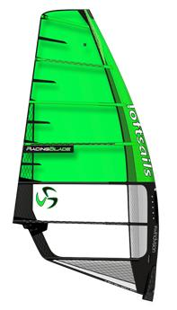 Voile windsurf THE LOFTSAILS Racingblade 2021