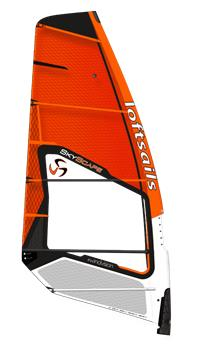 Voile windsurf THE LOFTSAILS Skyscape 2021