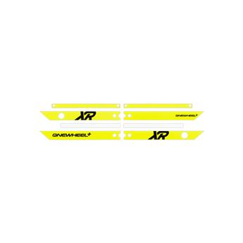 ONEWHEEL XR RAIL PROTECTOR - FLUORESCENT YELLOW