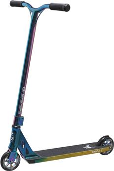 Trottinette Freestyle LONGWAY Summit full neochrome