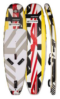 Board Windsurf gonflable RRD AIRWINDSURF FREESTYLEWAVE 100