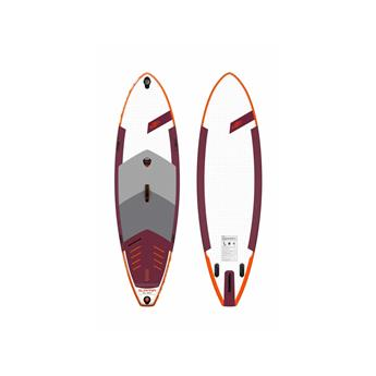 Stand Up Paddle gonflable windsurf JP AUSTRALIA SURFAIR SE 3DS 2021 9,7x32x4