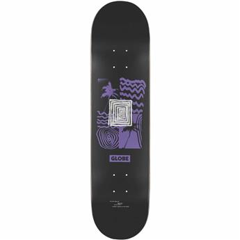 Plateau skate GLOBE G1 Fairweather Black/Purple 7.75