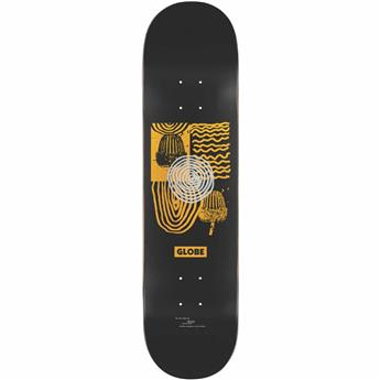 Plateau skate GLOBE G1 Fairweather Black/Yellow 8.0