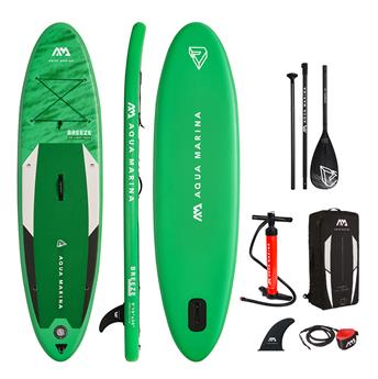 Stand Up Paddle Gonflable AQUA MARINA Breeze 300x76x12