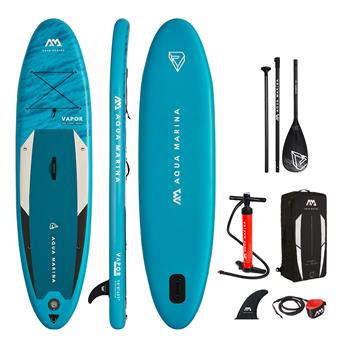 Stand Up Paddle Gonflable AQUA MARINA Vapor 315x79x15