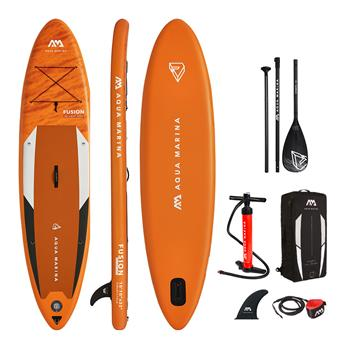 Stand Up Paddle Gonflable AQUA MARINA Fusion 330x81x15