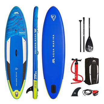 Stand Up Paddle Gonflable AQUA MARINA Beast 320x81x15
